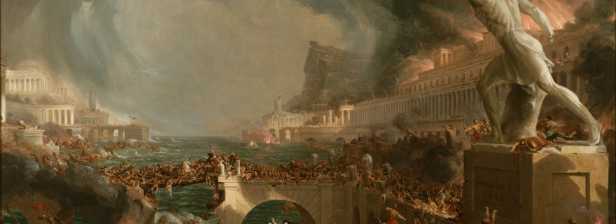 Dancing on Ruins: Rome's political afterlife