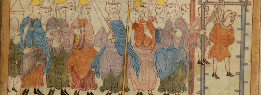 No Sex Allowed and Other Downsides to Growing Old in Early Medieval England