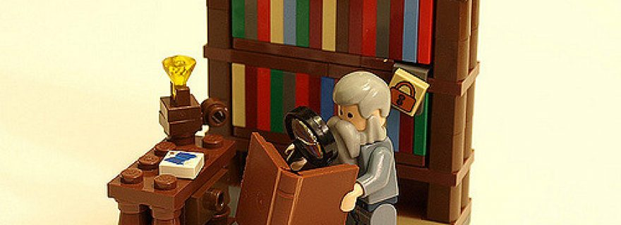 The LEGO Parable – on Purpose in Academic Publishing